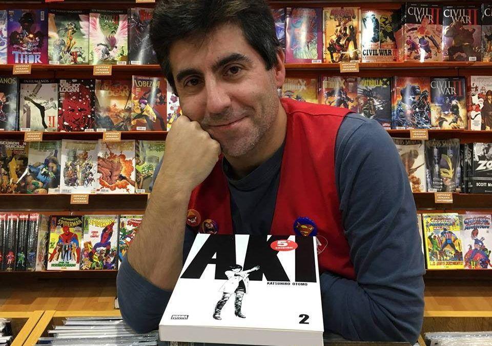 Akira Cómics te invita a asistir al Salón del Cómic