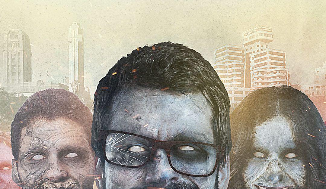Los zombies invaden Santa Cruz de Tenerife