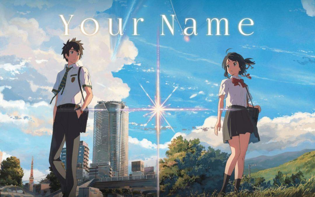 La película 'Your Name' se proyectará en el Salón