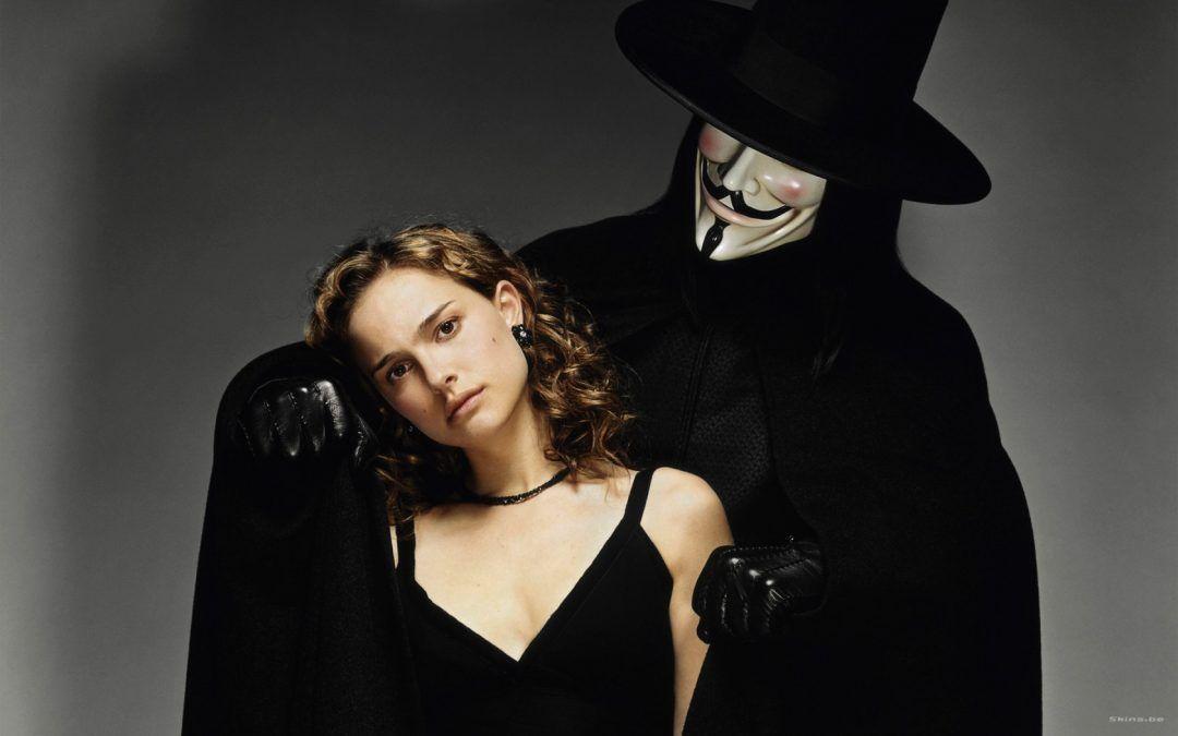 El Salón del Cómic proyectará 'V de Vendetta'