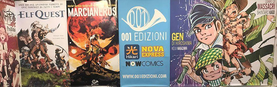 El Salón dedicará una exposición a 001 Edizioni