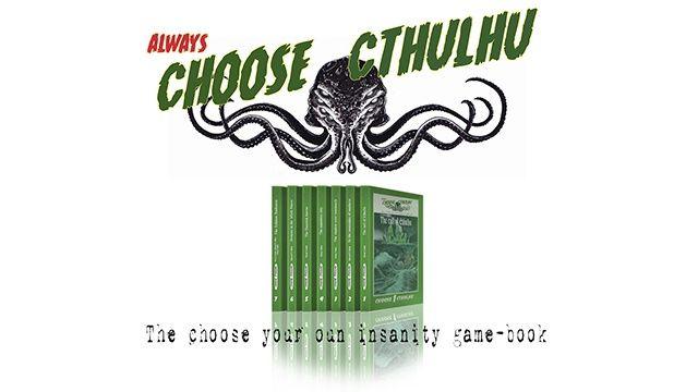 Cthulhu será invocado en el Salón del Cómic santacrucero