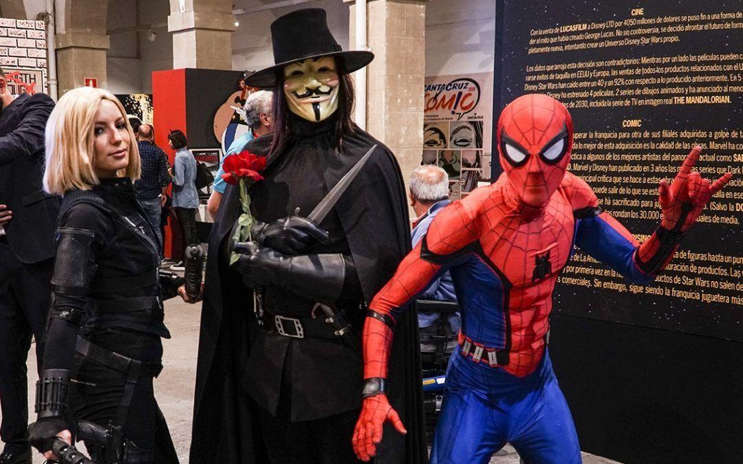 Un Salón para el cómic… ¡Y para el cosplay!